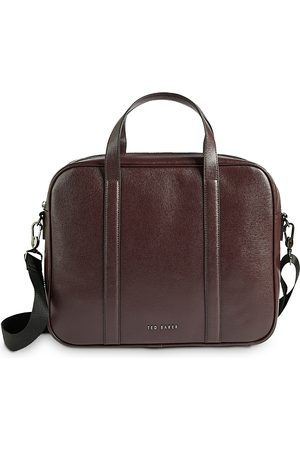 Ted Baker Saffiano Leather Document Bag