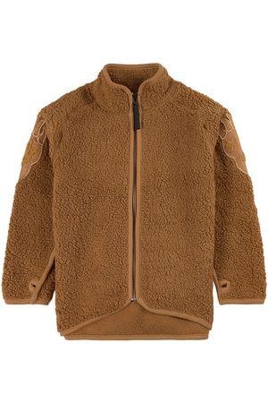 Molo Sandstone Ulan Fleece Jacket - Girl - 98 cm (2-3 Years) - - Fleece jackets