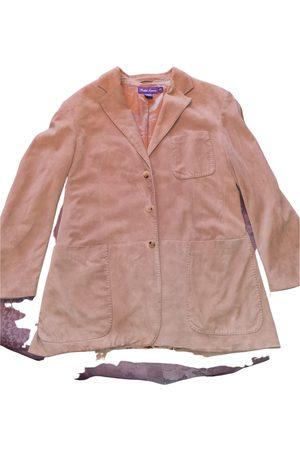 Ralph Lauren Leather vest