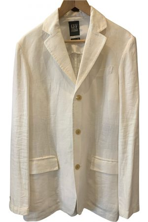 Gianfranco Ferré Linen vest