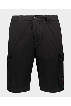 Paul & Shark Men Cargo Pants - Parachute Cargo Bermuda