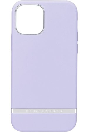 Richmond & Finch Gold Beads iPhone 12 & 12 Pro Case in Lavender.