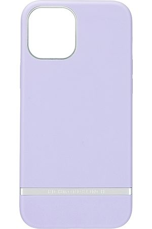 Richmond & Finch Gold Beads iPhone 12 Pro Max Case in Lavender.