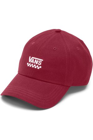 Vans Court Side Hat One Size Pomegranate