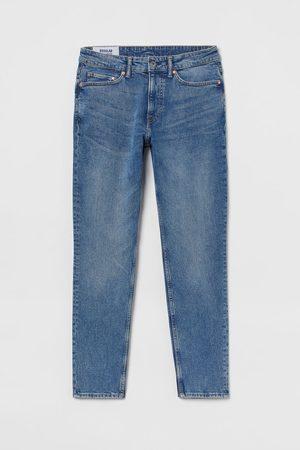 H & M Regular Tapered Jeans