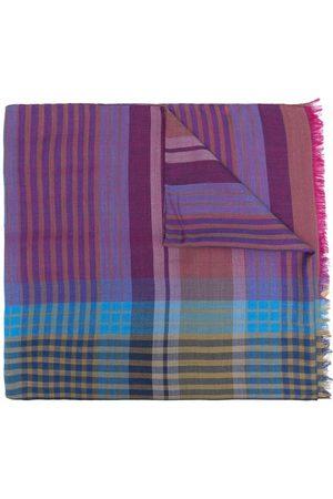 Etro Men Scarves - Paisley wool-blend scarf