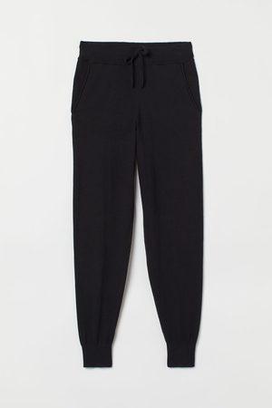 H&M Women Tracksuits - Cashmere-blend Joggers