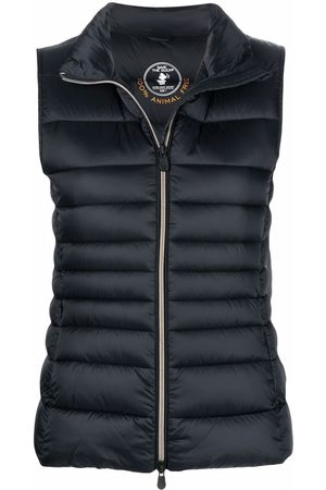 save the duck Women Gilets - Zipped padded gilet