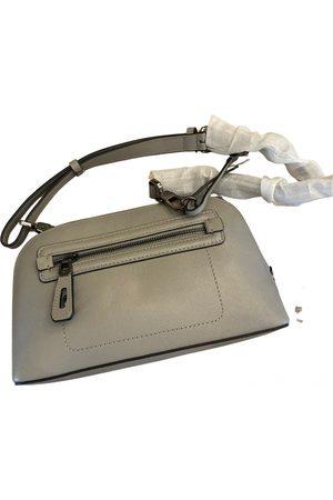 Braun büffel Leather crossbody bag