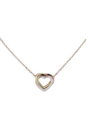 Cartier Women Necklaces - Trinity gold pendant