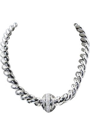 PIAGET Possession white gold necklace
