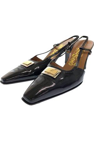 Salvatore Ferragamo Patent leather mules & clogs