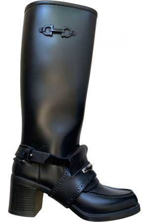 Salvatore Ferragamo Women Biker Boots - Biker boots