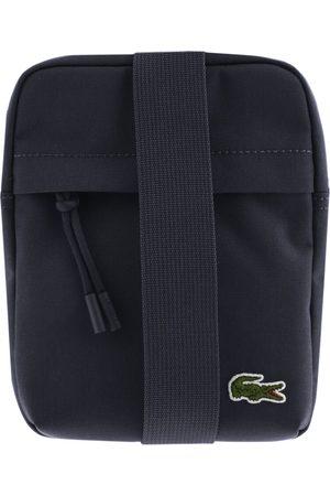 Lacoste Vertical Camera Bag Navy