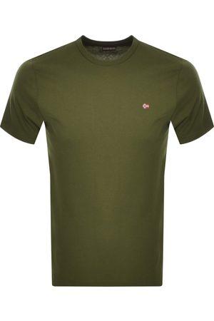 Napapijri Men Short Sleeve - Salis C Short Sleeve T Shirt
