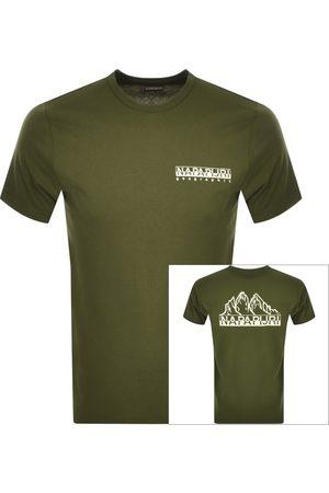 Napapijri S Saretine Short Sleeve T Shirt