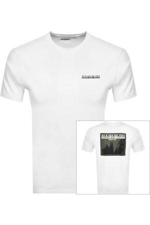 Napapijri Men Short Sleeve - Sett Short Sleeve T Shirt