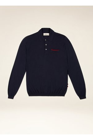 Bally Merino Wool Polo Shirt 54