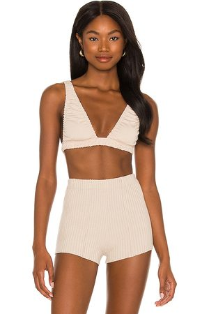 Free People Wait And See Bralette in Neutral.