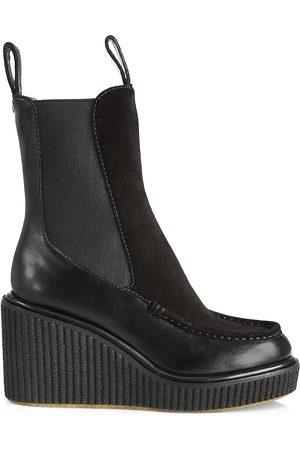 RAG&BONE Sloane Suede & Leather Chelsea Boots