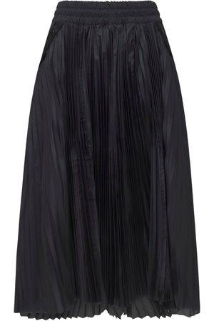 Nike Sacai Pleated Long Skirt