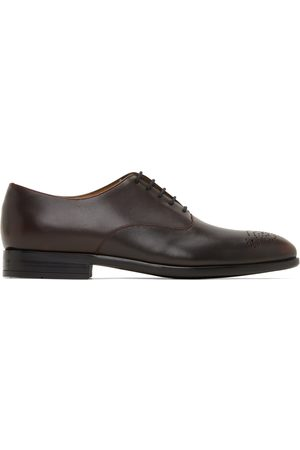 Paul Smith Brown Guy Oxfords