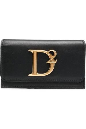 Dsquared2 Women Wallets - Logo-plaque wallet
