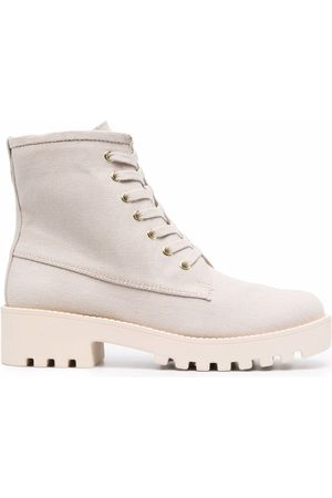 Michael Kors Jax ankle boots - Neutrals