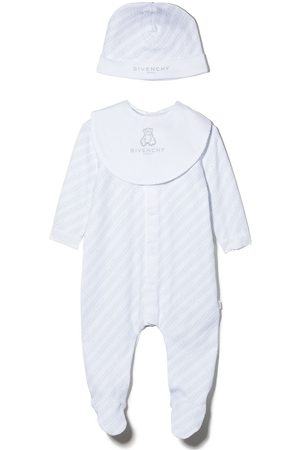 Givenchy Bodysuits & All-In-Ones - GIVENCHY BABY UNI NEWBORN BABYGROW W HAT