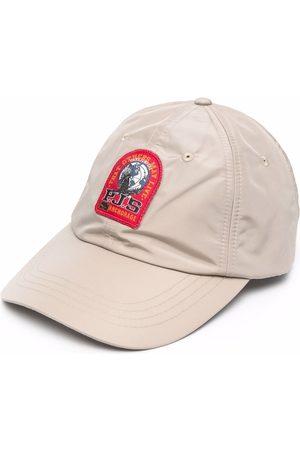 Parajumpers Caps - Logo-patch cap - Neutrals