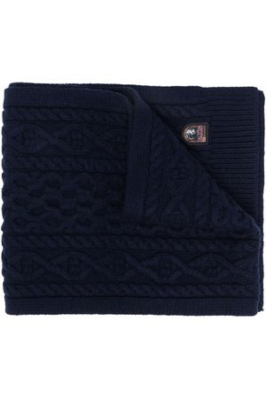 Parajumpers Scarves - Mixed-knit knitted scarf