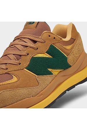 New Balance Men Casual Shoes - Men's 57/40 Casual Shoes Size 7.5 Suede