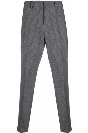 PT01 Cropped-leg chinos - Grey