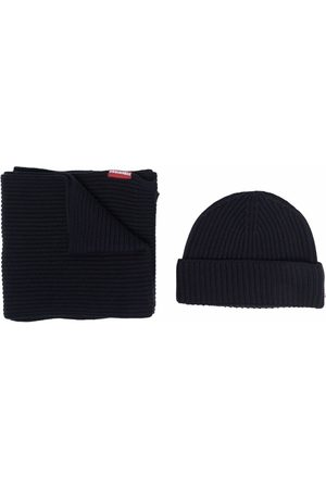 Dsquared2 Men Beanies - Scarf and beanie set
