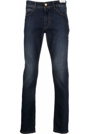 BRIGLIA Men Slim - Slim-cut denim jeans