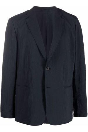THEORY Men Blazers - Clinton wrinkle-resistant blazer - Grey