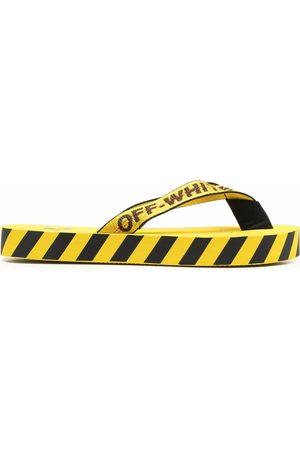 OFF-WHITE Industrial flip flops