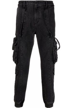 JUUN.J Men Cargo Pants - Straight cargo trousers