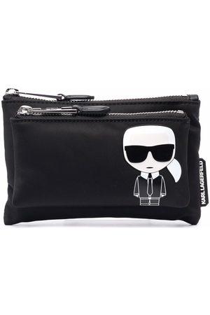 Karl Lagerfeld Women Wallets - Small K/Ikonik pouch
