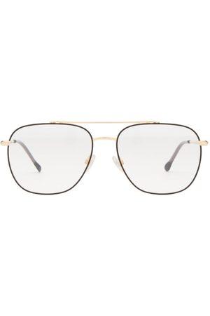Isabel Marant Women Aviators - Edgy Aviator Metal Glasses - Womens