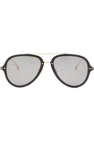 Isabel Marant Women Aviators - Windsor Aviator Acetate Sunglasses - Womens