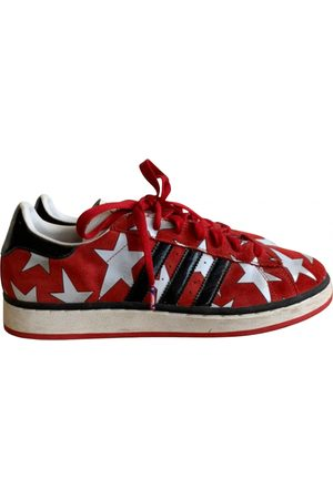 adidas Men Sneakers - Leather low trainers