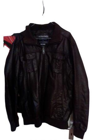 JACK & JONES Leather vest