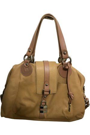 Prima classe Leather handbag