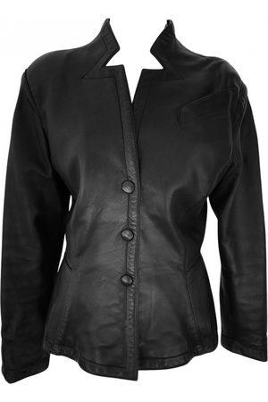 Thierry Mugler Women Leather Jackets - Leather jacket