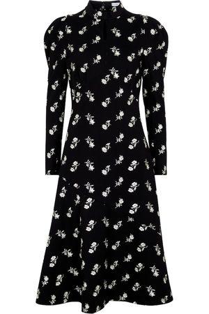Erdem Tillie embroidered dress