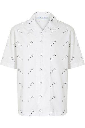 OFF-WHITE Men Casual - Hemd mit OW-Logo