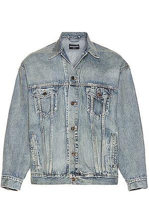 Balenciaga Large Fit Jacket in