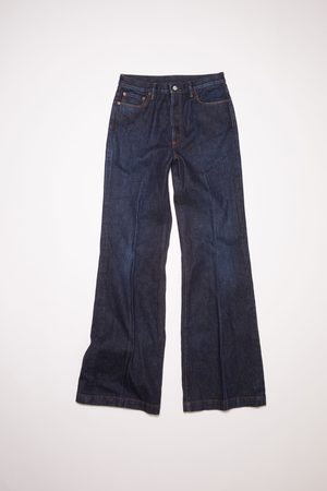 Acne Studios Bootcut - 1978 First Blue Bootcut fit jeans