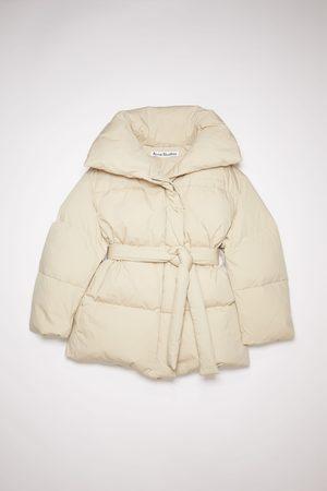 Acne Studios Women Puffer Jackets - FN-WN-OUTW000479 Belted puffer jacket